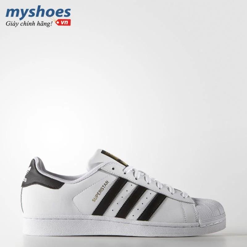 Giày adidas Superstar trắng và các cách bảo quản giày hiệu quả