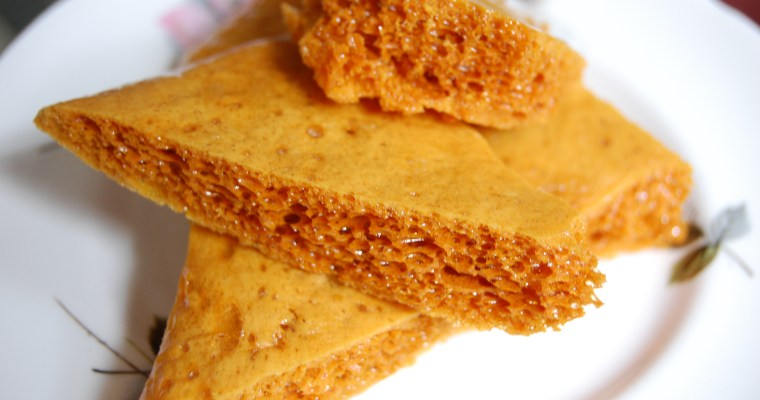 Friday Recipe | Honeycomb