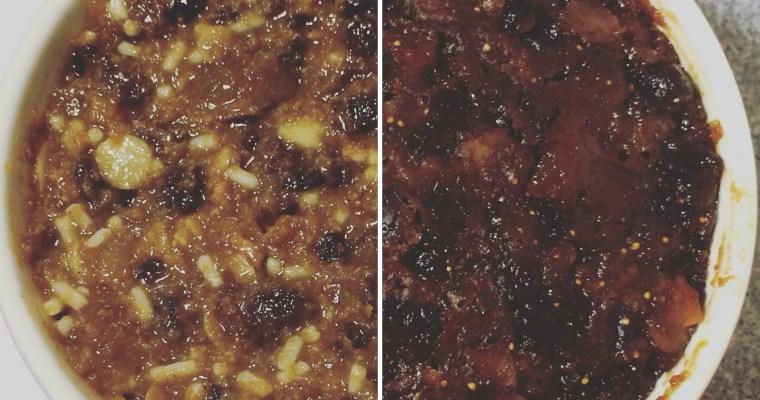 Friday Recipe   Christmas Pudding