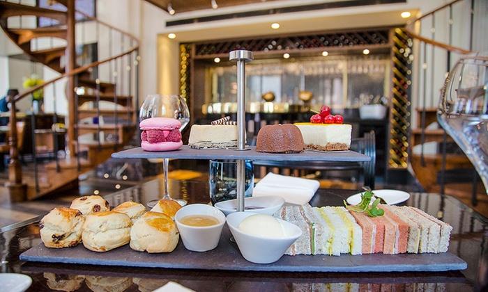 The Balcon Afternoon Tea