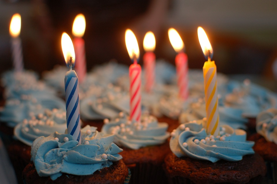 Celebrate your birthday with some delicious freebies