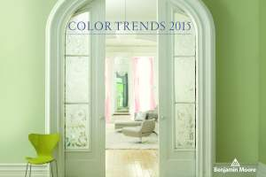 Benjamin Moore announces new colors!
