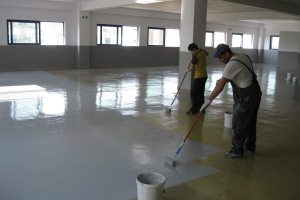 Thinking of adding Epoxy Flooring to your services?