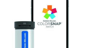 COLORSNAP MATCH FROM SHERWIN-WILLIAMS