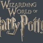 Logo Harry Potter parque