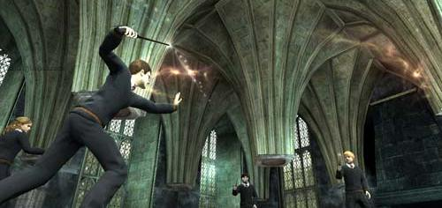 BlogHogwarts - Video-Juego de 'Harry Potter y la Orden del Fénix'