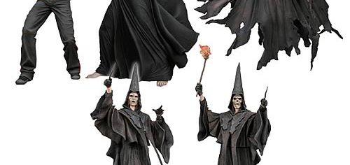 BlogHogwarts - Figuras Coleccionables de 'Harry Potter y el Cáliz de Fuego'