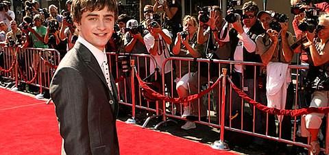 BlogHogwarts - Alfombra Roja de la Premier de 'Harry Potter y la Orden del Fénix'