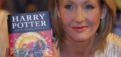 jk rowling y harry-potter