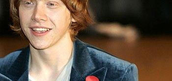 "Rupert Grint confirmado para ""Cherrybomb"""