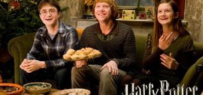 Harry Potter, Ron y Ginny Weasley - Misterio del Principe