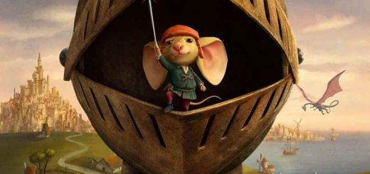 Poster de The Tale of Despereaux