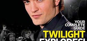 Robert Pattison en Nueva Portada de Entertainment Weekly