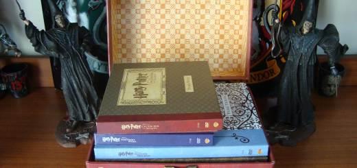 DVDs de Harry Potter