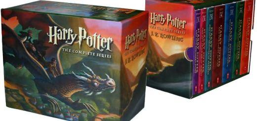 Boxset de Harry Potter