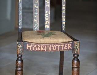 Silla JK Rowling