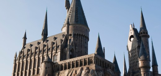 Castillo de Hogwarts Parque Temático