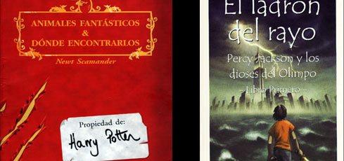 Animales Fantásticos y Percy Jackson