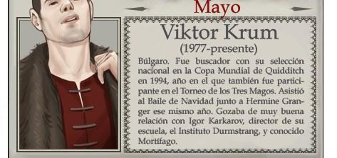 Harry Potter Viktor Krum