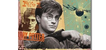 Harry Potter Diario 01