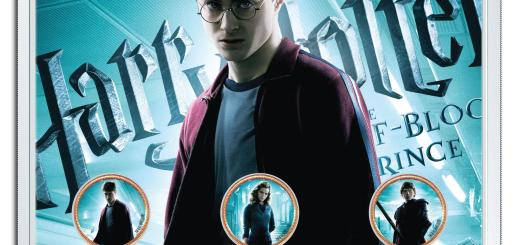 Harry Potter Monedas 01