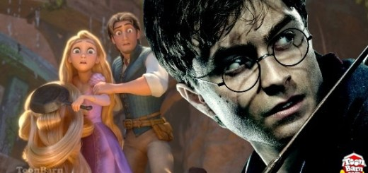 Harry Potter BlogHogwarts Tangled
