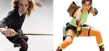 Harry Potter BlogHogwarts Lara Hermione