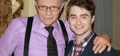 Harry Potter BlogHogwarts Larry King