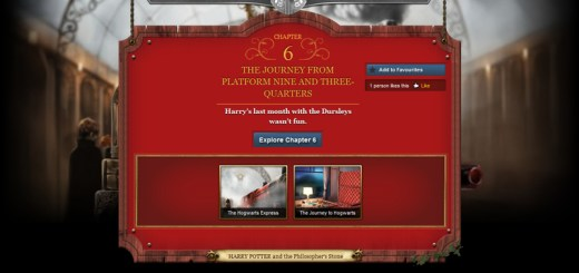 Pottermore Capítulo 6