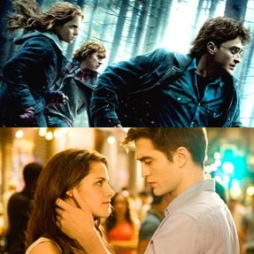 Harry Potter BlogHogwarts Twilight vs Harry Potter