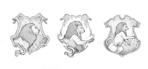 Harry Potter BlogHogwarts Escudos de Pottermore (1)