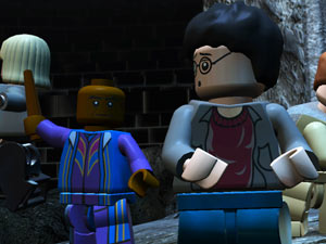 Harry Potter BlogHogwarts Lego