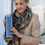 Author JK Rowling Helps Plant A Time Capsule