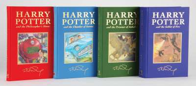 Harry Potter BlogHogwarts Books