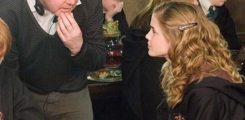 Harry Potter BlogHogwarts David Yates Emma Watson