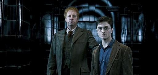 Harry Potter BlogHogwarts Arthur Weasley