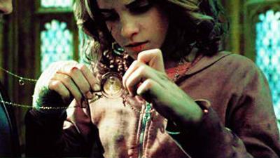 Resultado de imagen de giratiempo hermione