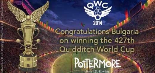 Harry Potter BlogHogwarts Bulgaria Mundial de Quidditch
