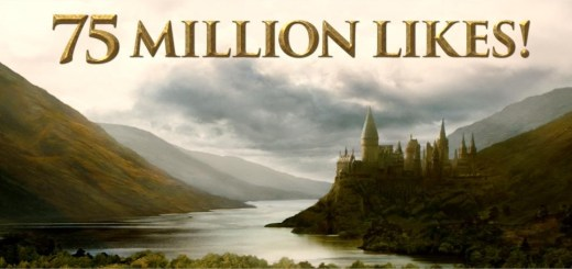 Harry Potter BlogHogwarts 75 Millones de Likes
