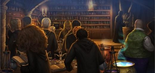 Harry Potter BlogHogwarts Calderos Pociones 2