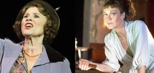 Imelda Staunton y Helen McCrory