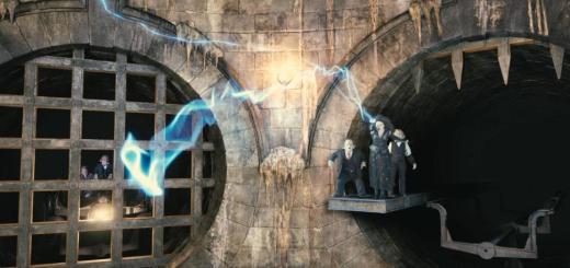 Harry Potter BlogHogwarts Escape de Gringotts