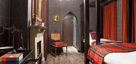 Harry Potter BlogHogwarts Hotel Estilo Harry Potter