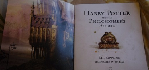 Harry Potter BlogHogwarts Piedra Filosofal Ilustrado (2)