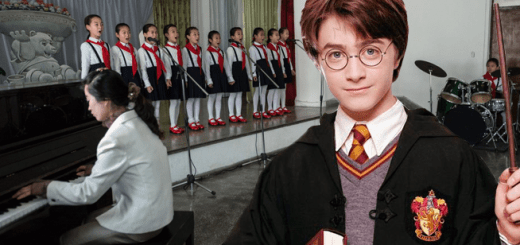 Harry Potter BlogHogwarts Korea del Norte