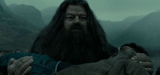 Harry Potter BlogHogwarts Patronus Hagrid