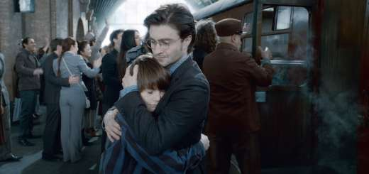 Albus Severus Potter, hijo de Harry Potter
