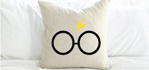 almohada harry potter