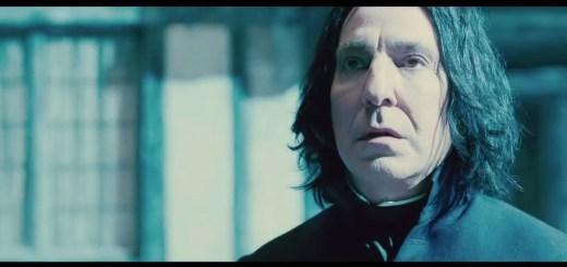 Harry Potter BlogHogwarts Alan Rickman Snape Momentos