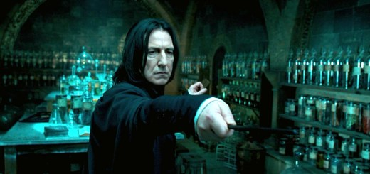 Harry Potter BlogHogwarts Alan Rickman Snape Muerte Actores2